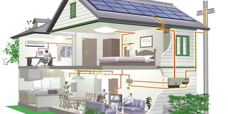 งานระบบไฟฟ้าในบ้าน