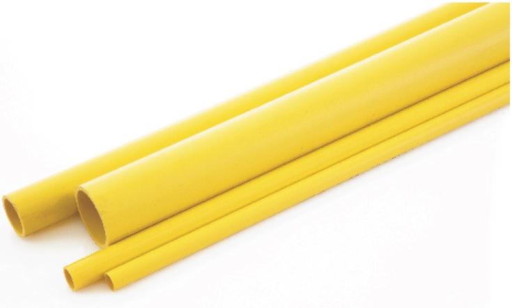 ท่อพีวีซีเอสซีจีร้อยสายสีเหลือง
