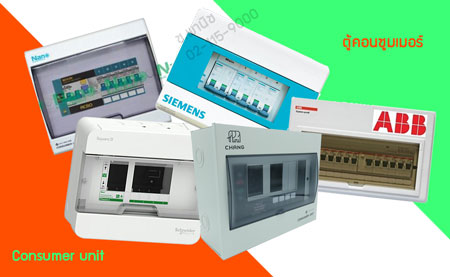 consumer unit chopanich
